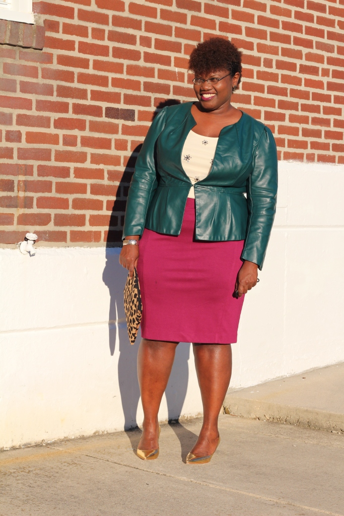 curvy, curvy woman, curvy girl, leopard print, lane bryant, faux leather, pantone color sangria, ivanka trump, color blocking, fall trends, fall colors, fall, plus size bloggers, plus size blogs, 40+ blogs, 40+ bloggers, fat blogs, fat bloggers, plus size fashion
