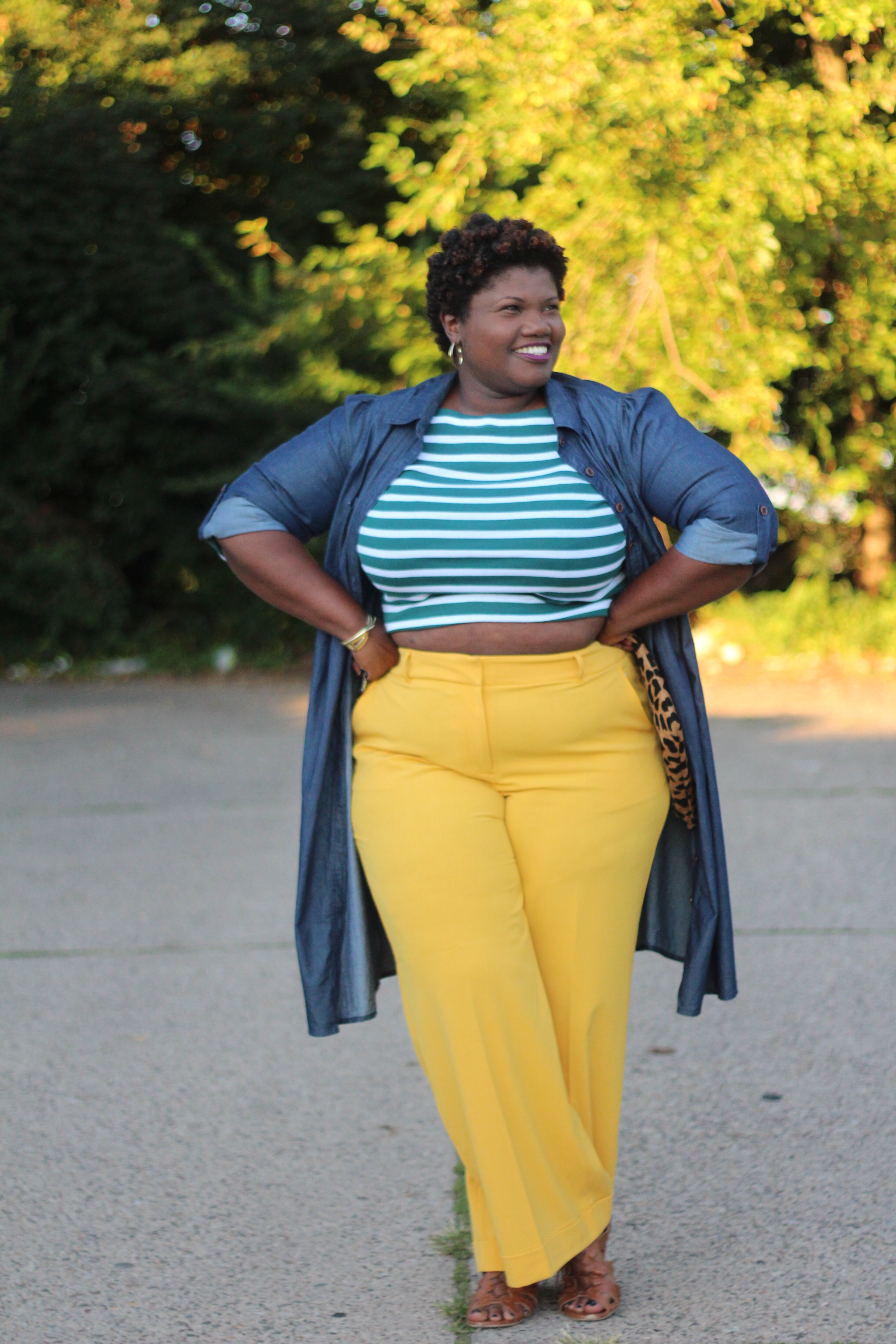 Yellow Jeans Plus Size - Jeans Am