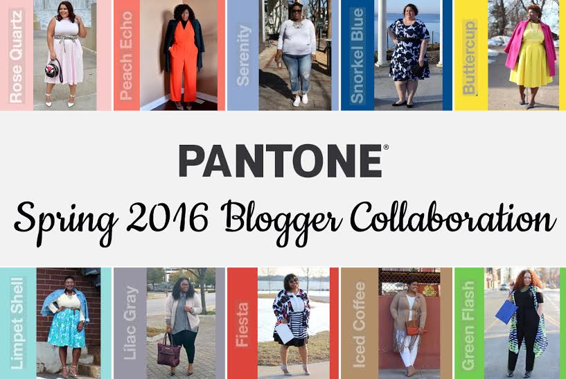plus size bloggers, pantone spring 2016, buttercup, plus size mid skirt,