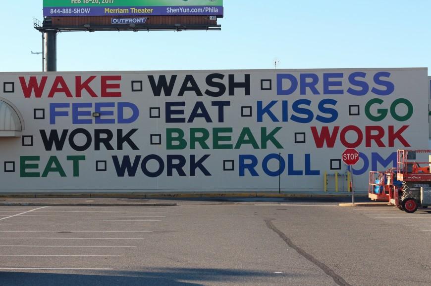 murals, murals in philadelphia, murals at swanson walk, street art, urban art, philly murals
